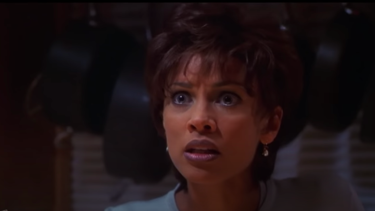 Did Y'all Know Vanessa Williams Improvised That Iconic 'F-ck the Family' Line in Soul Food?