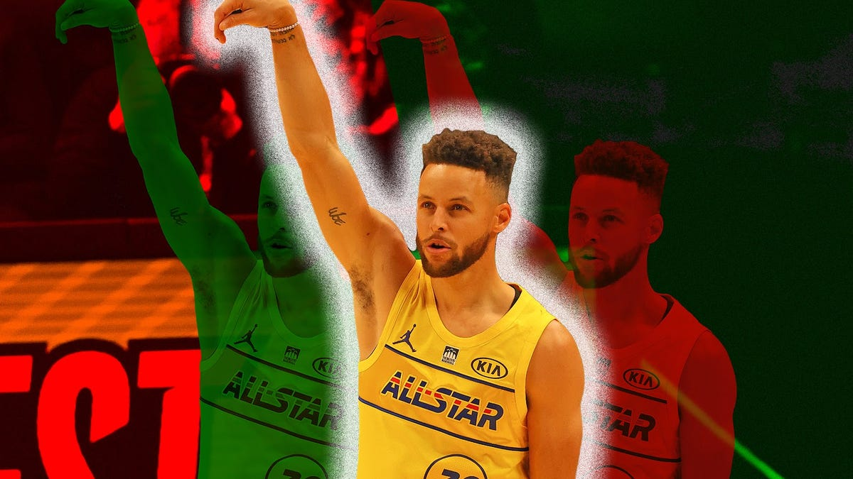 If you picked against Steph Curry yesterday, you need to re-evaluate your life