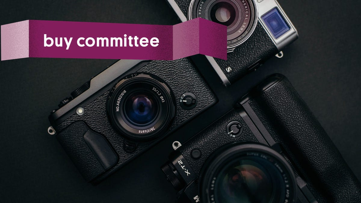Buy Committee: Which Mirrorless Camera Should I Buy?