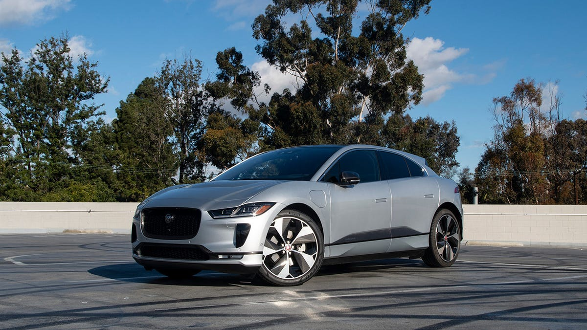 Jaguar Hits Pause On i-Pace Production With Battery Shortage: Report