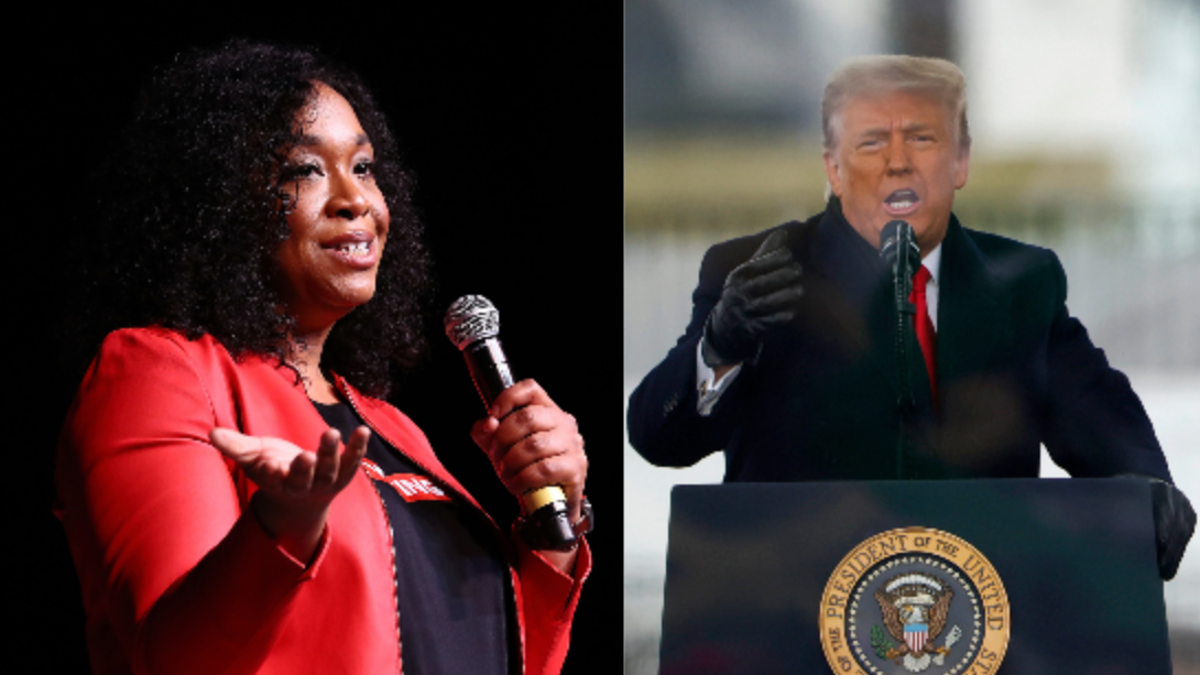 Shonda Rhimes Called Trump an 'Ignorant Bitch Baby'—How Black Hollywood Responded to the D.C. Dumpster Fire