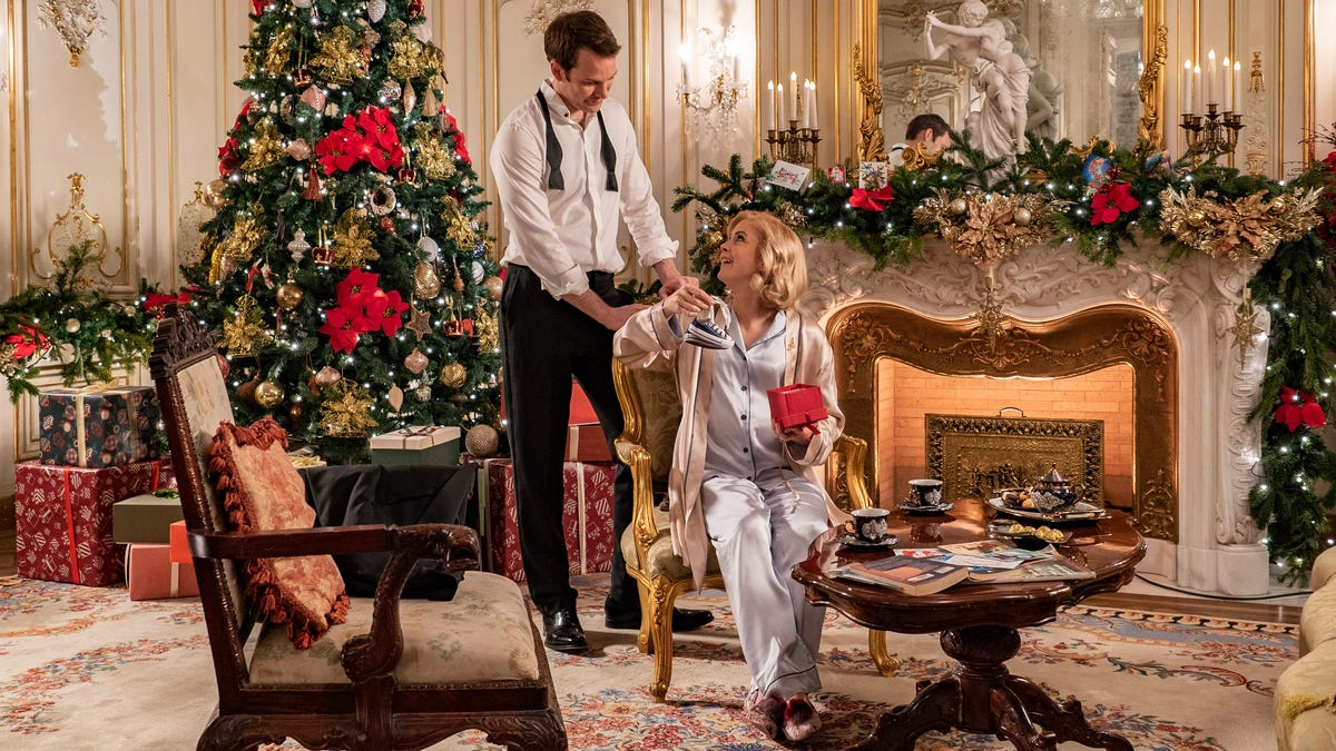 Netflix gives Hallmark a run for its money with this year's holiday movie lineup