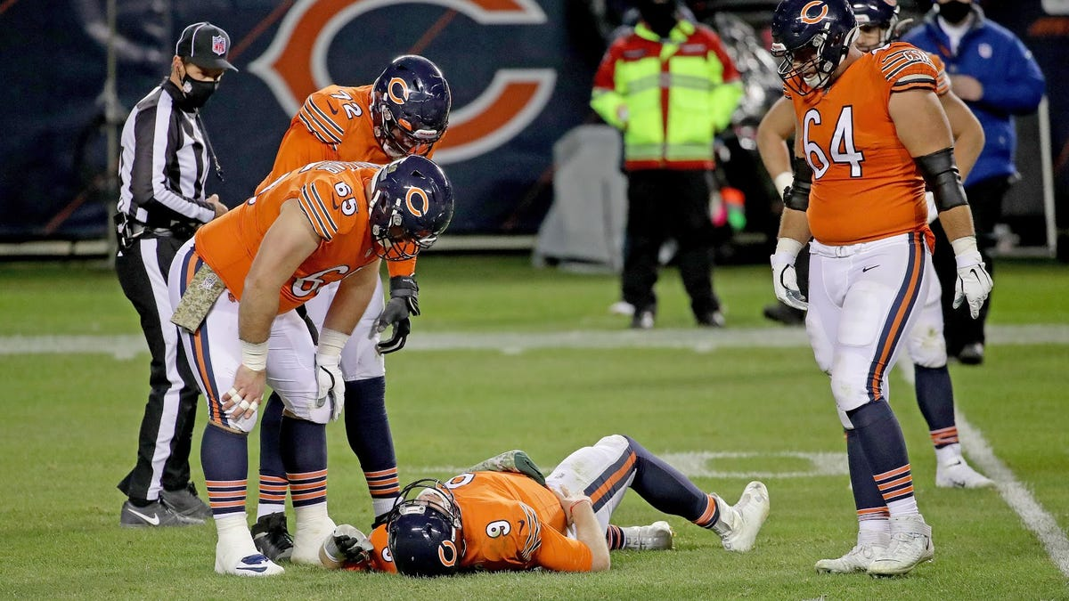 We don't want you to have to watch the Bears either