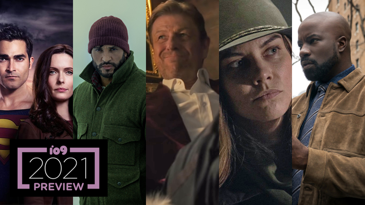 Your Guide to 2021's Biggest TV, Part 2