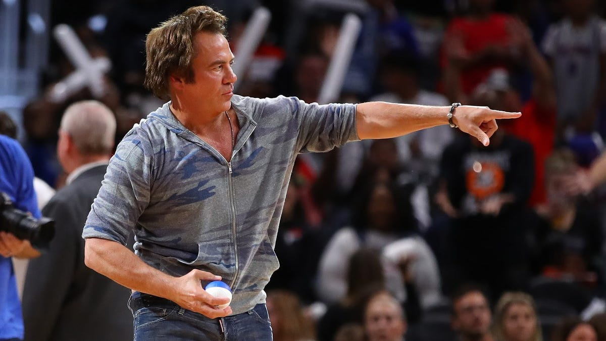 Pistons owner Tom Gores earns millions sucking the blood out of a broken prison system