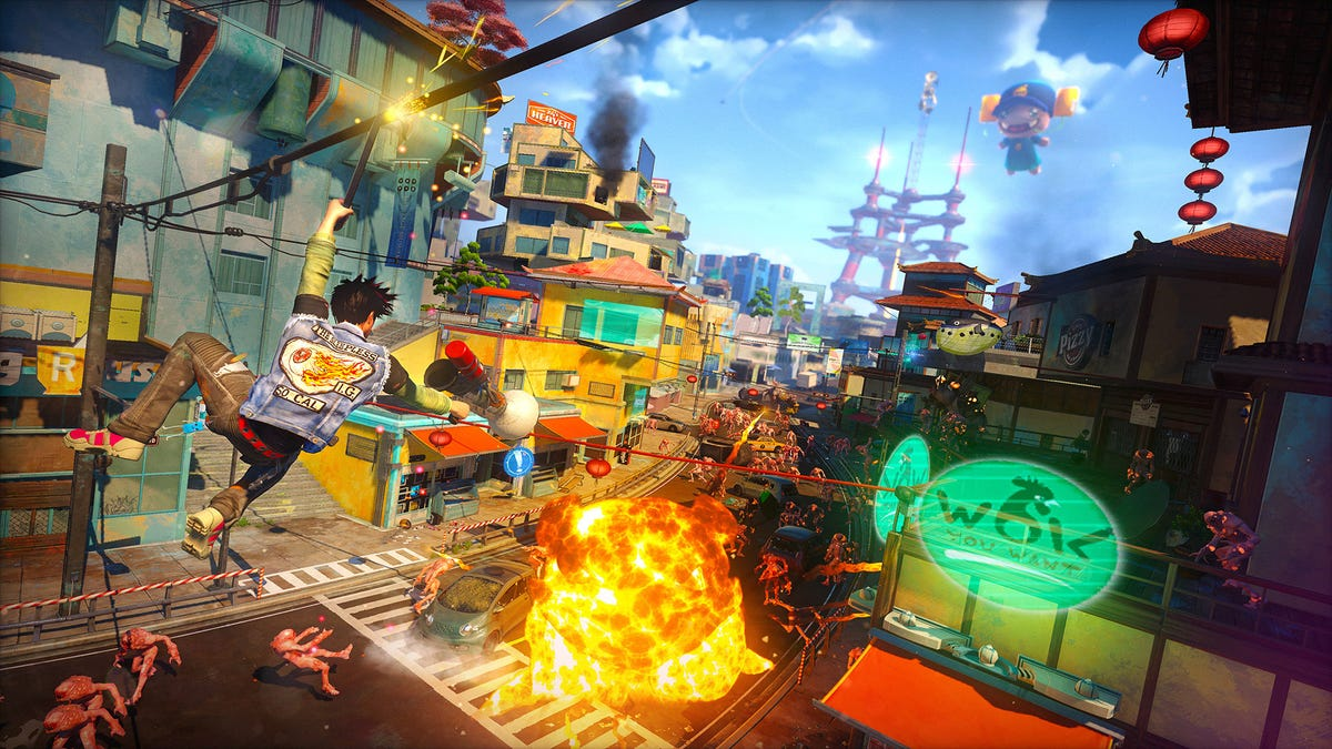 Sunset Overdrive Was Good