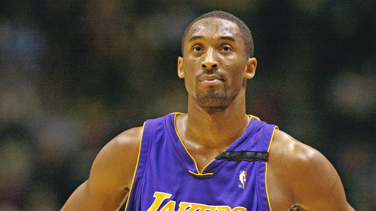 I Wrote a Book That Features a Raw Portrait of a Young Kobe Bryant, then he Died ...