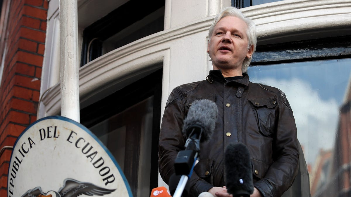 Julian Assange Lawyers to Argue Trump's New Intel Chief Sought Shady Extradition Deal