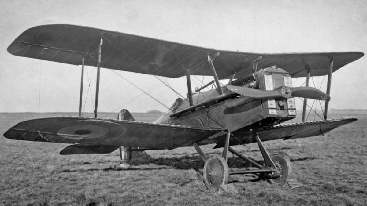 This Date in Aviation History: November 20 - November 22
