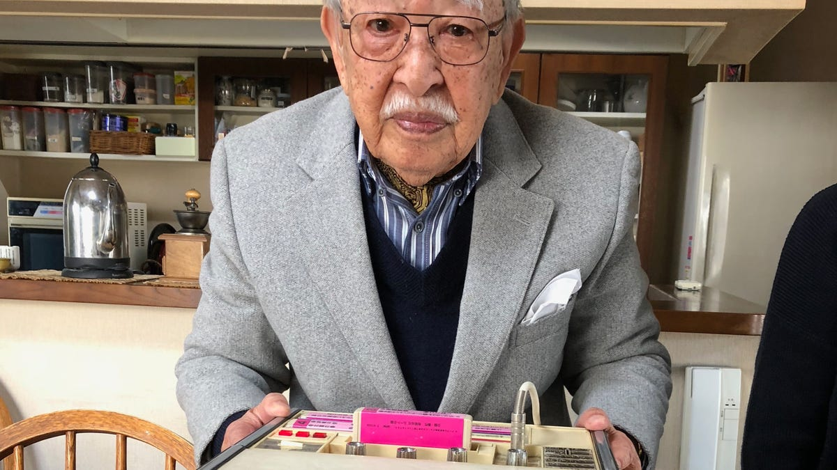 The Man Who Invented Karaoke Is 95 And His Machine Still Works