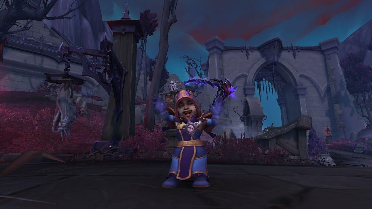 World Of Warcraft Shadowlands' Alt-Leveling System Is A Refreshing Change