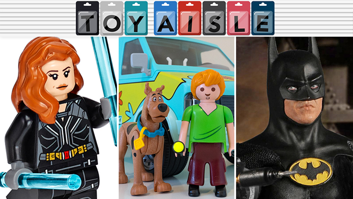 Jinkies, Gang, It's Only the Most Mysterious Toys of the Week