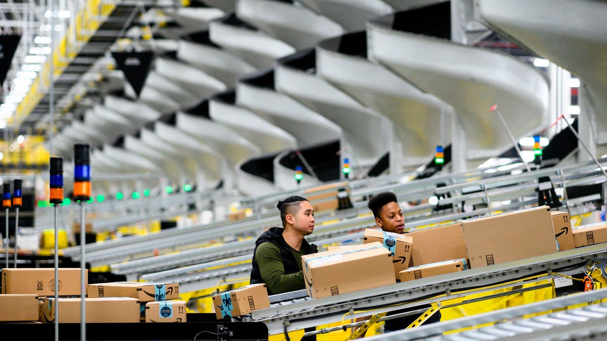 Amazon Workers Want Paid Time Off to Vote