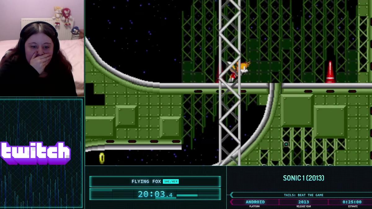 Sonic Speedrunners Go Fast, Break World Records Back-To-Back During AGDQ