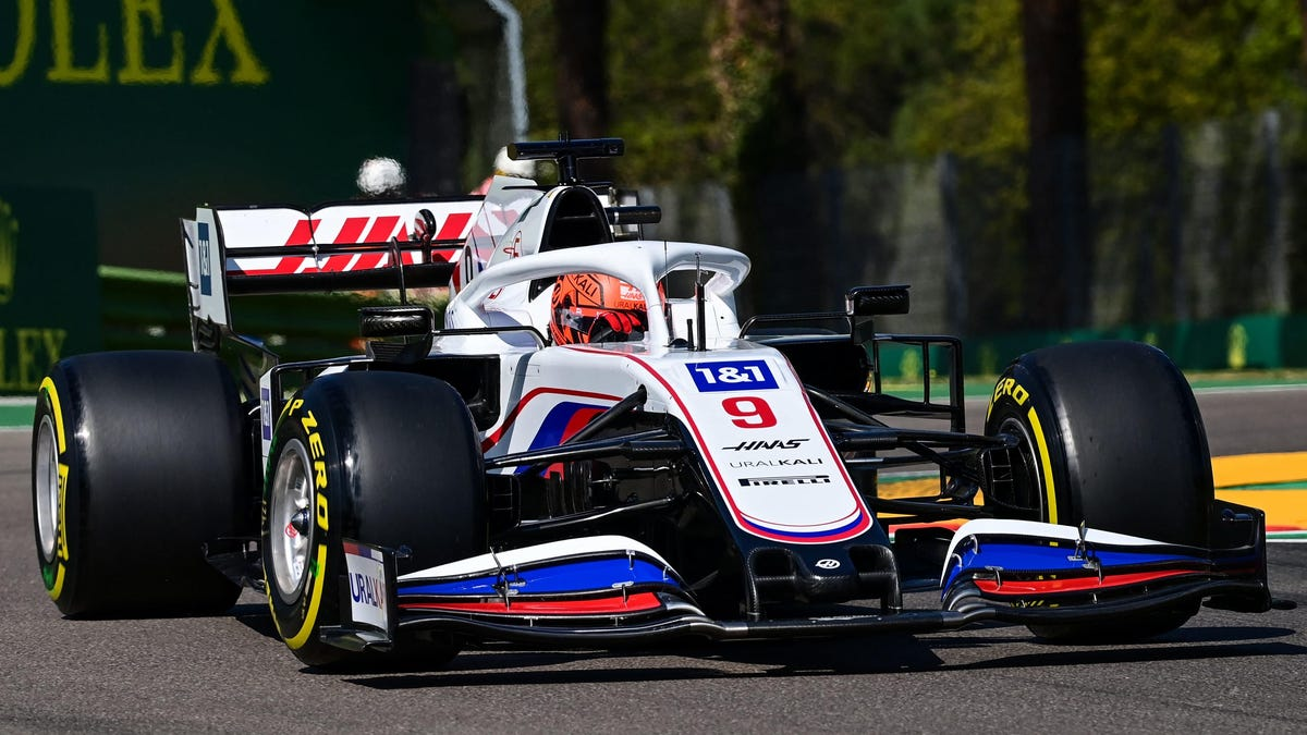 Nikita Mazepin's Formula 1 Career Has Been Delightfully Bad So Far