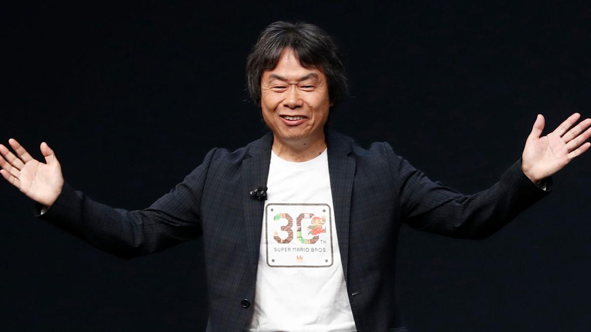 Japanese Government Honors Shigeru Miyamoto As Person of Cultural Merit