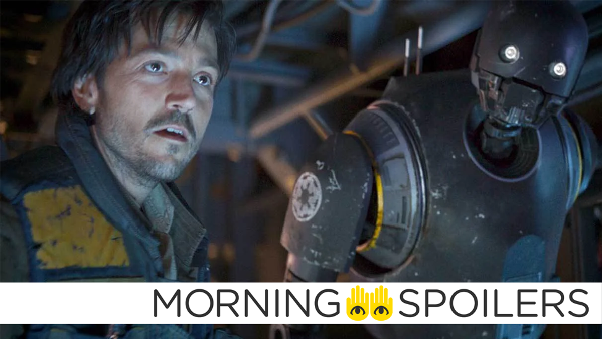 Star Wars` Cassian Andor Show Could Include Some...