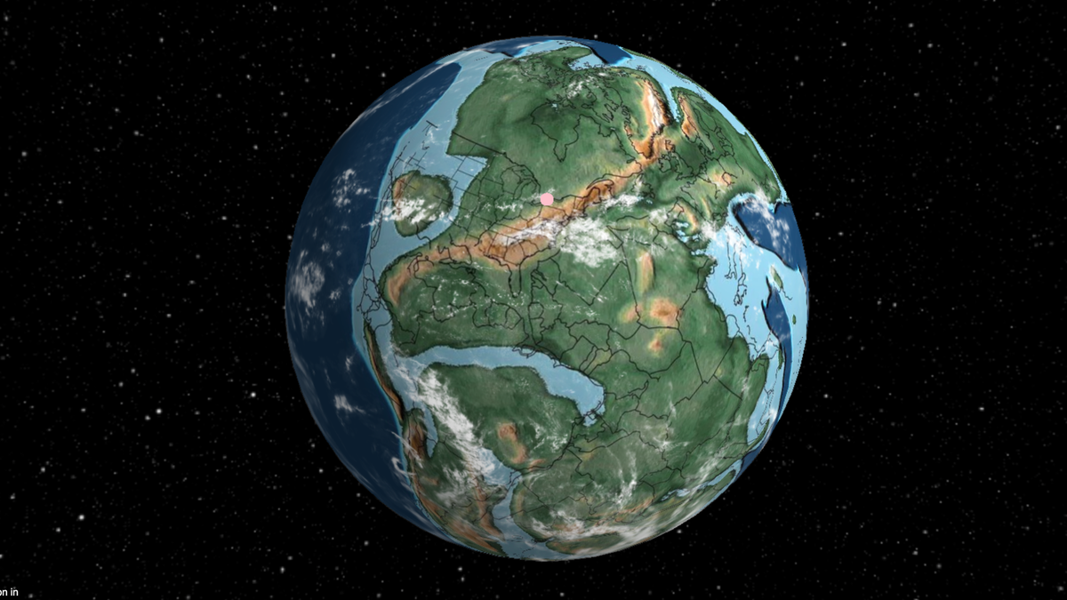 You Can Now Search for Addresses Across 750 Million Years of Earth's History