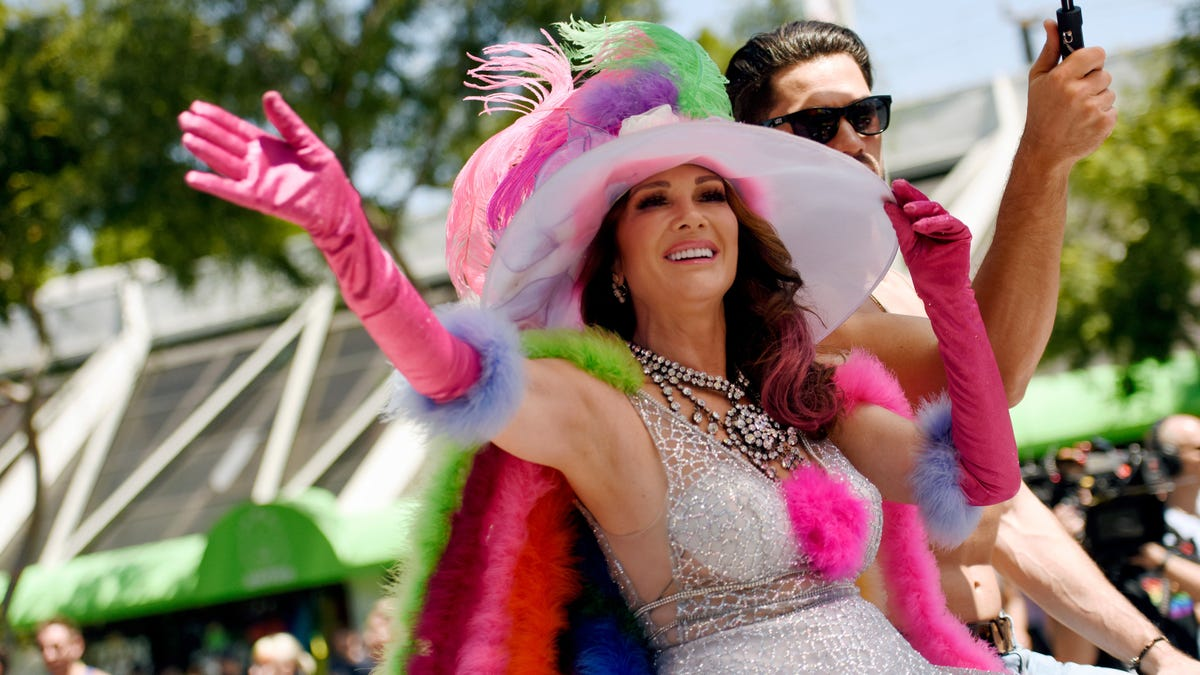 No New Friends for Lisa Vanderpump