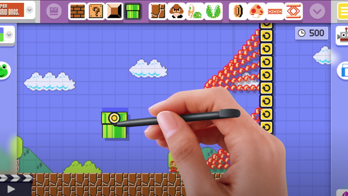 Super Mario Maker For Wii U Is Removing Course Share Function In Japan And Europe