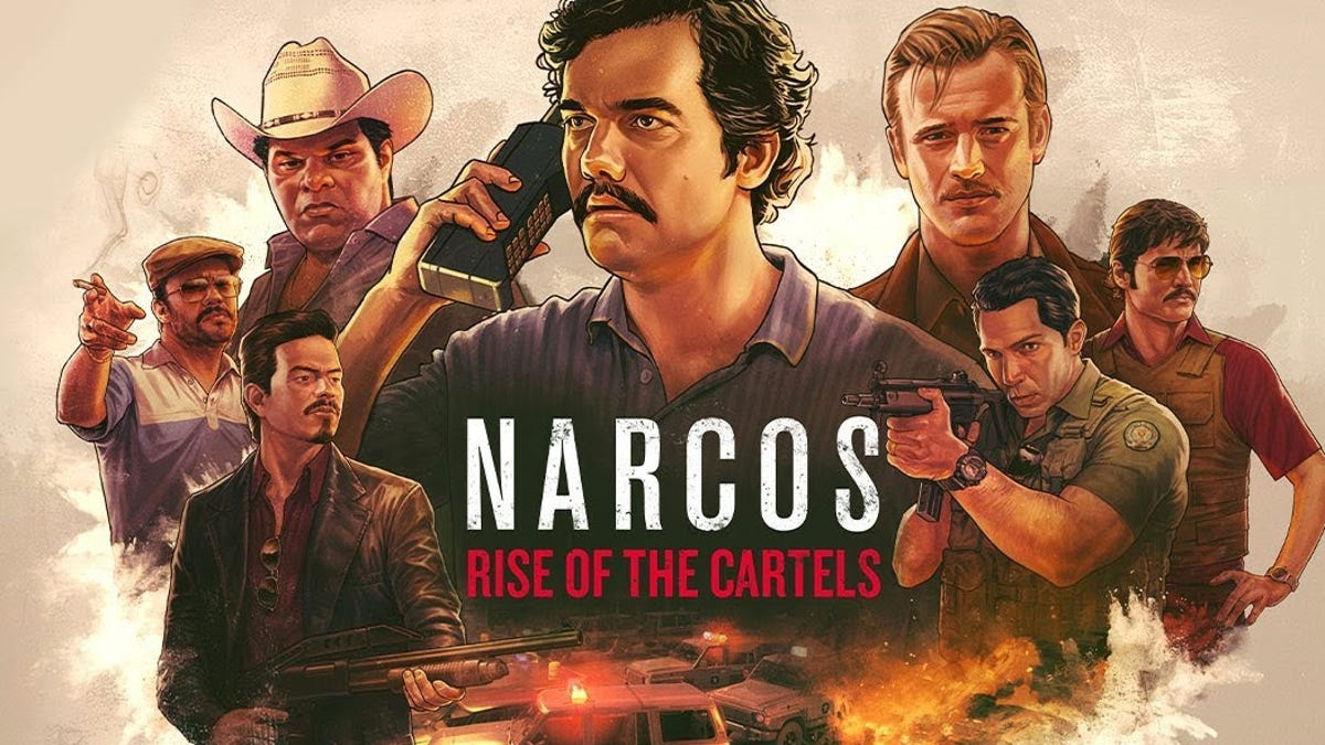 There's A Narcos x XCOM Game, Which Just Might Work