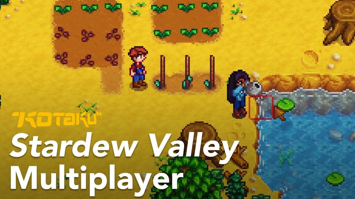 Take A Look At Stardew Valley's Multiplayer