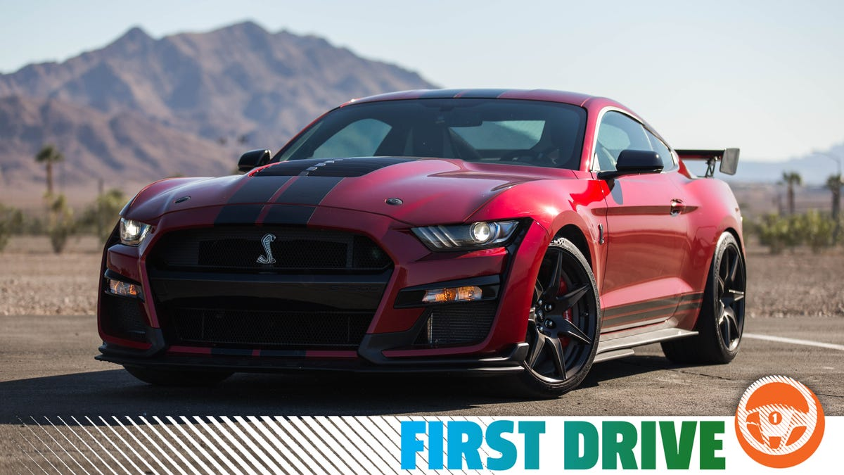 The 2020 Ford Mustang Shelby GT500 Is A Preposterous 760-HP Daily Drivable Monster