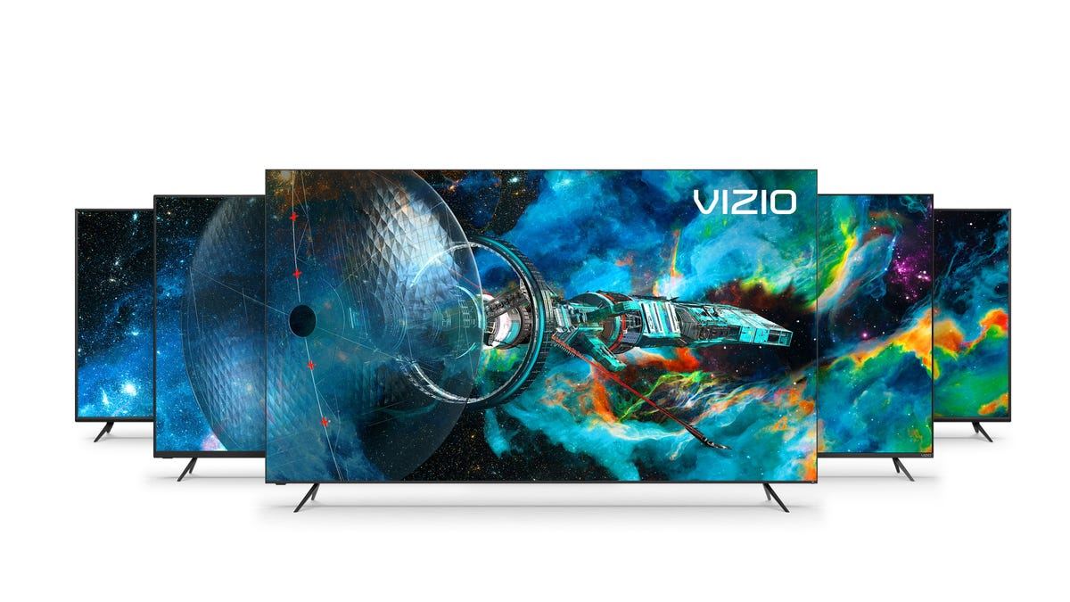 Vizio's New Cheap TVs Could Be a Perfect Reason to Buy a PS5 or Xbox Series X - Gizmodo thumbnail