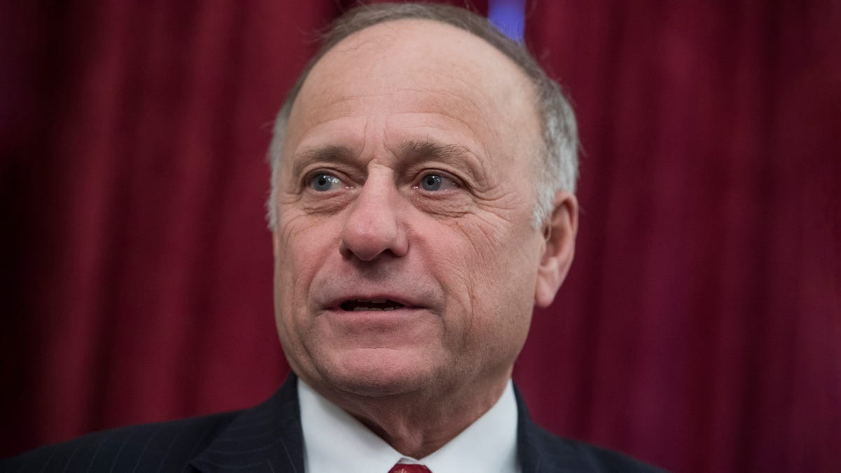 Primaried Steve King Glad He At Least Won't Have To Be PC Anymore - the onion