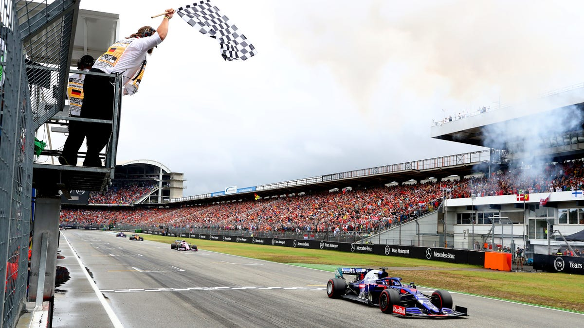 Formula One Still Can't Get The Checkered Flag Right