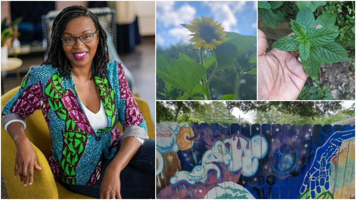 An Atlanta mixologist built a thriving community garden for fellow bartenders—and its impact only grows