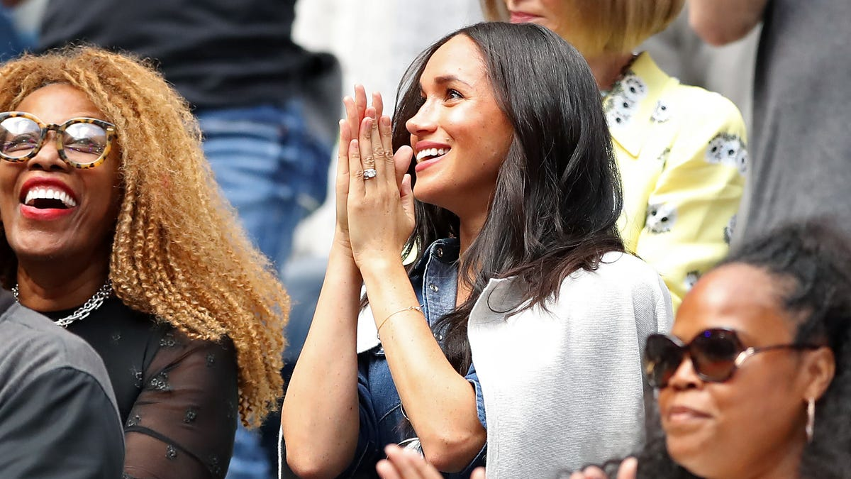 Serena Williams Stands Up for Meghan Markle, Spills on Baby Archie's Secret U.S. Trip and Wants Us to 'Gift Ourselves' - The Root