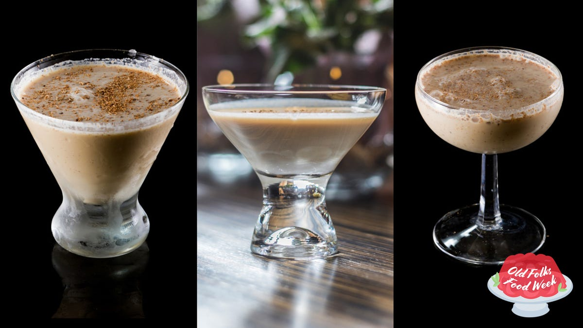 How To Make A Brandy Alexander A Frosty For Adults