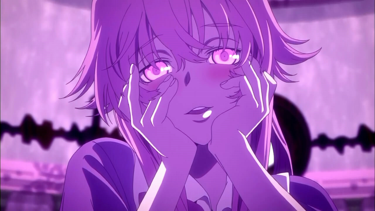 Forget Darwin's Game - watch Mirai Nikki: The Future Diary for the unhinged death-game escapism you need right now.