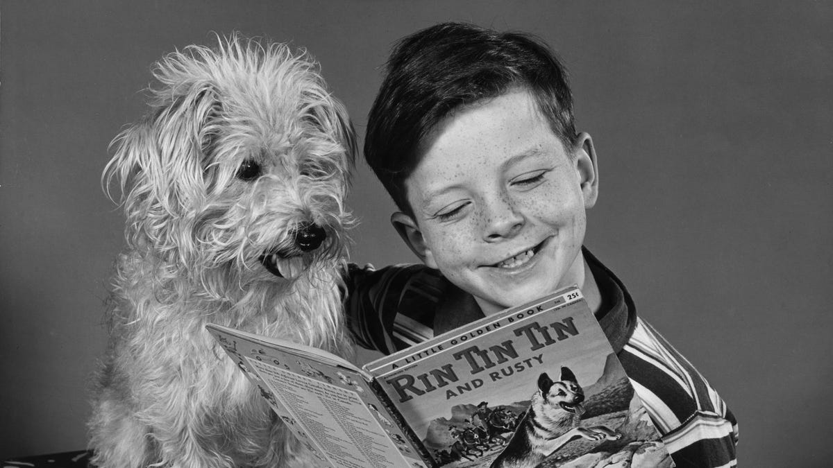 Get Happier by Rereading Your Favorite Books From Childhood 13