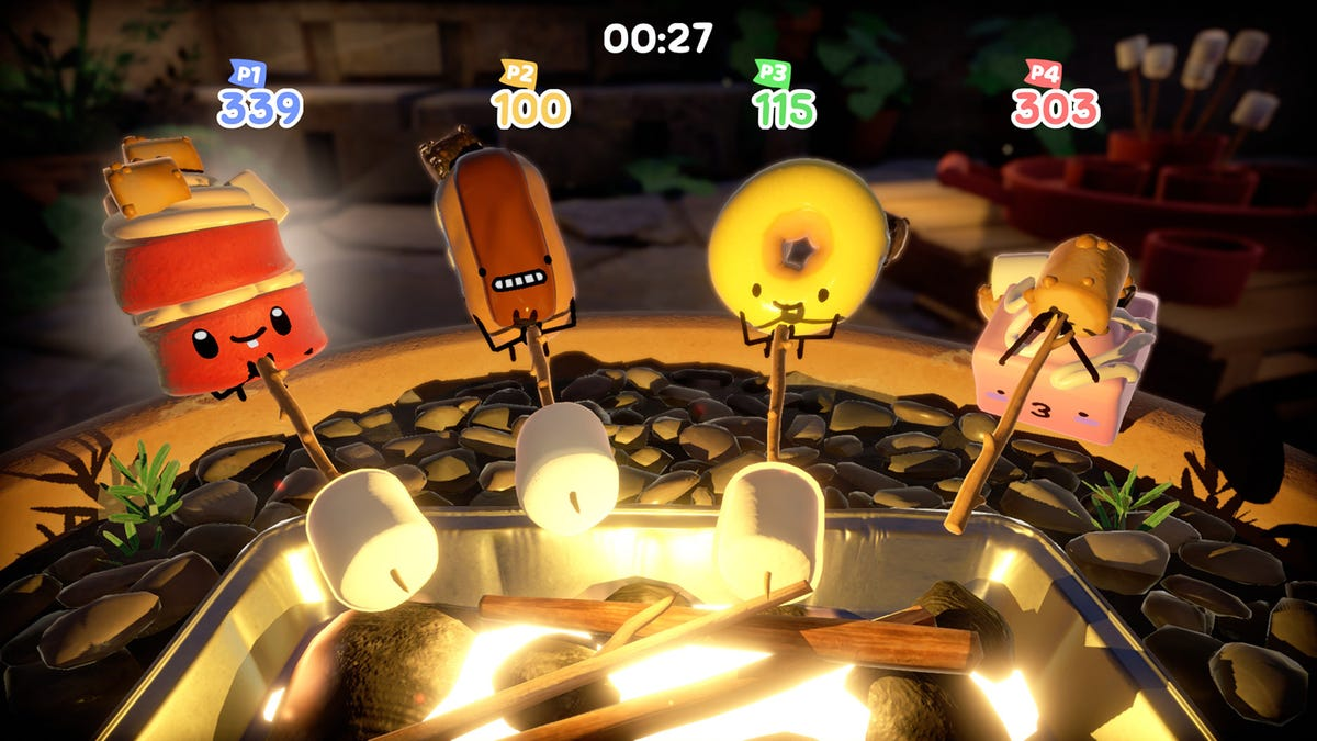 Cake Bash Is A Deliciously Sweet Take On Mario Party