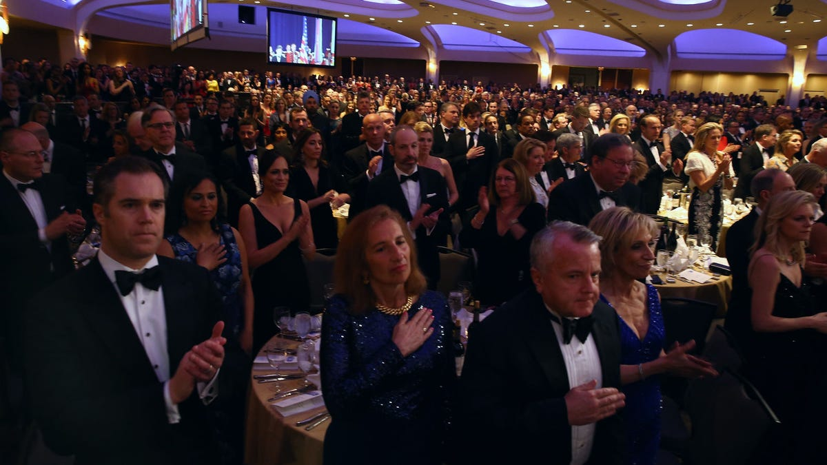 The White House Correspondents Dinner Is Officially Not Happening