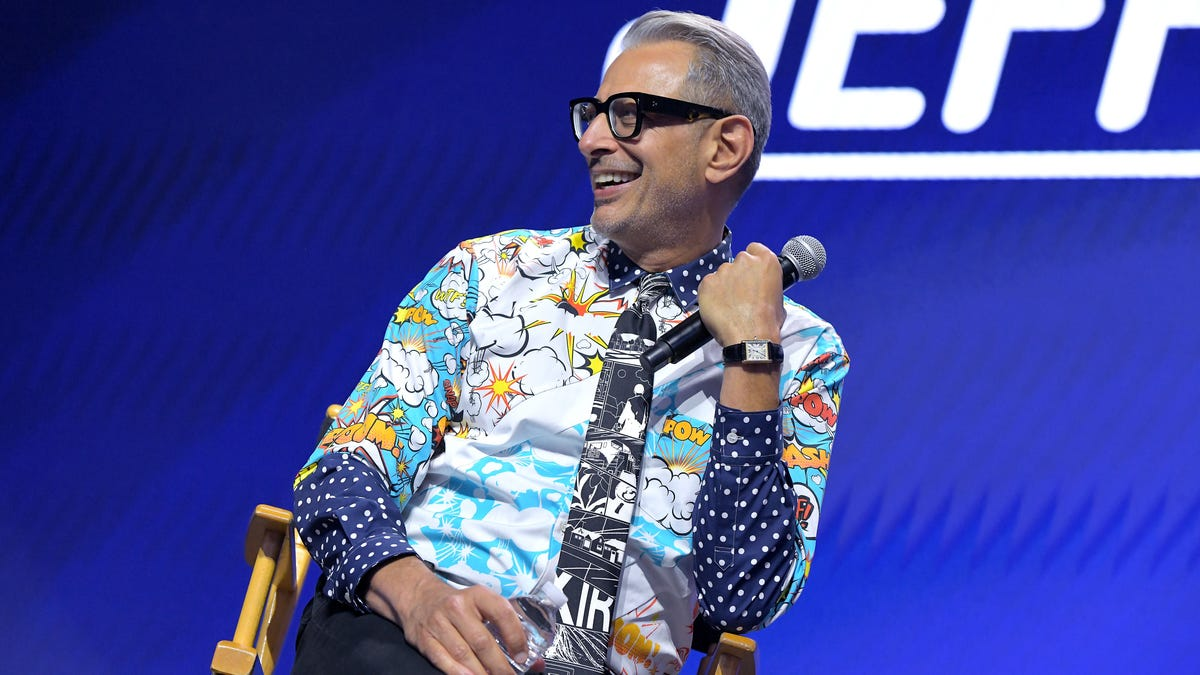 Look, No One Is as Confused About the Spider-Man Mess as Jeff Goldblum
