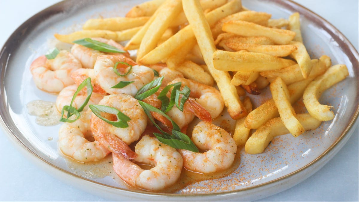 Shrimp Frites Is Meant for Exhausted Weeknights