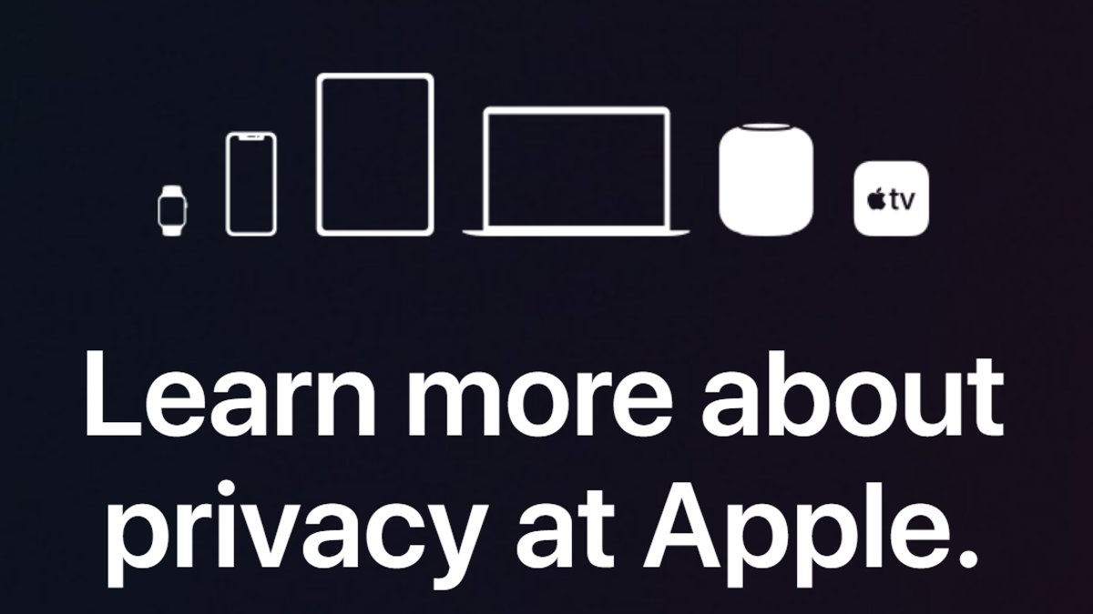 photo of Check Out Apple's Updated Privacy Site ASAP image