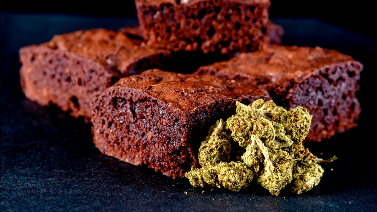 How To Make The Best Possible Pot Brownies