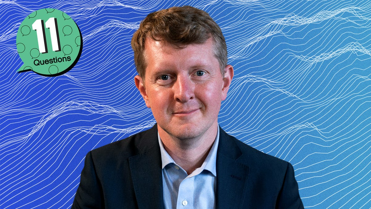 11 Questions: Ken Jennings wants to join The White Stripes