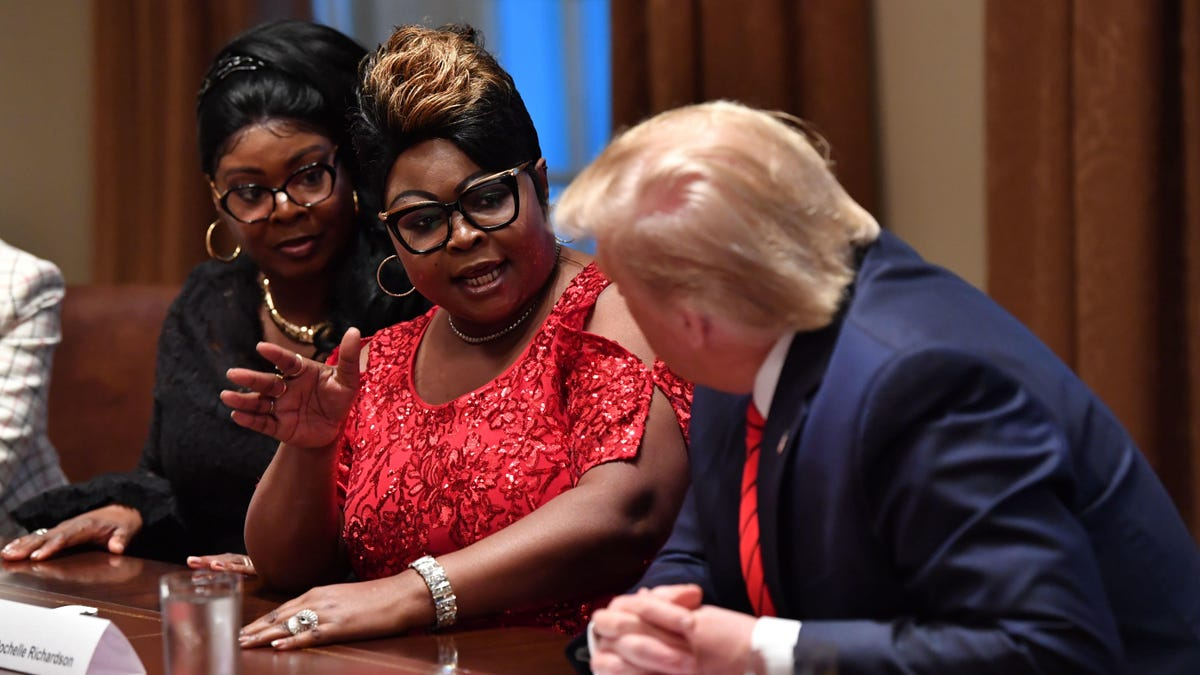 Diamond and Silk Axed From Fox News' Streaming Service for Asinine Coronavirus Conspiracy Theories thumbnail