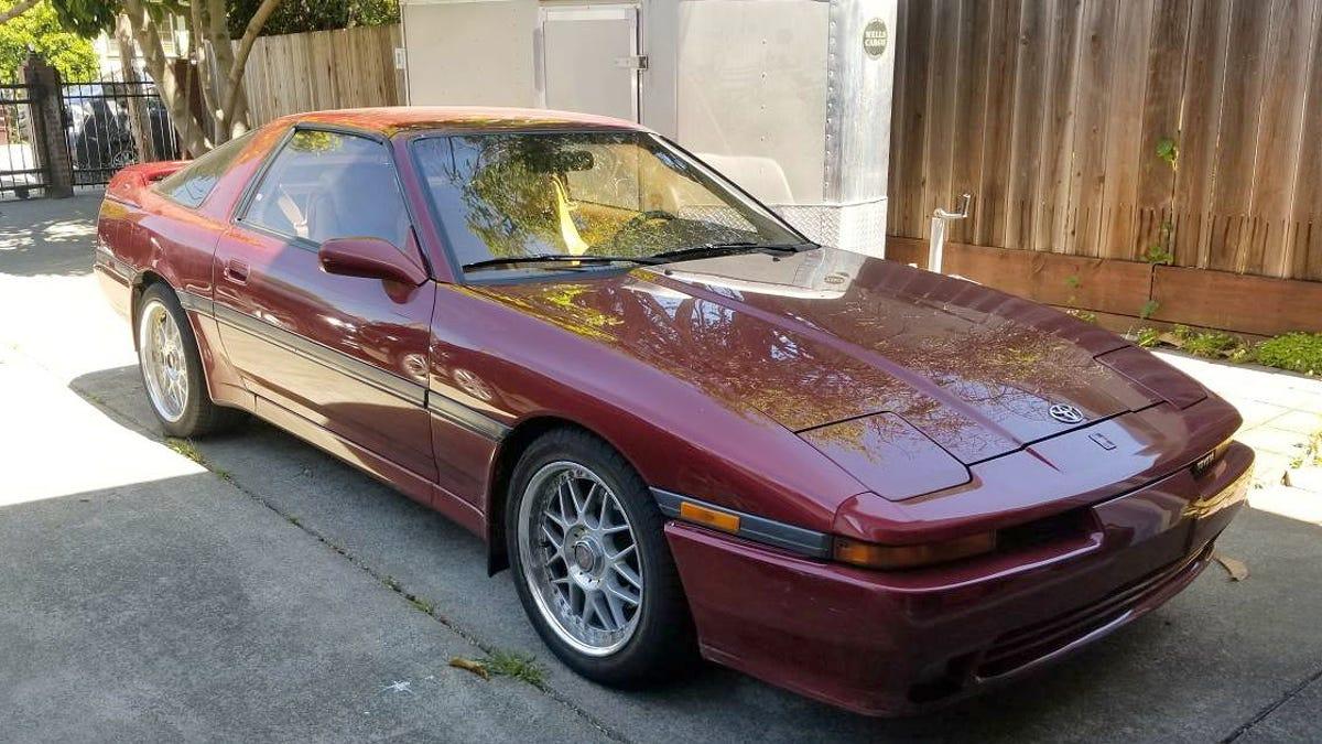Kekurangan Toyota Supra 1990 Tangguh
