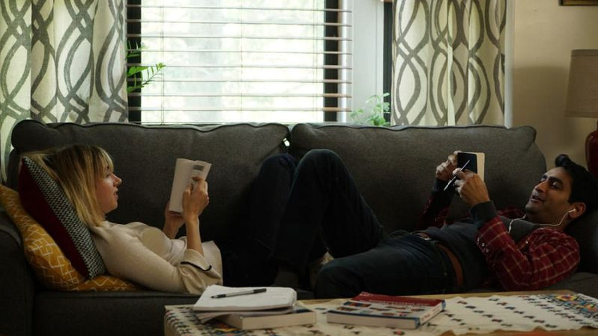 Kumail Nanjiani's The Big Sick gets picked up by Amazon