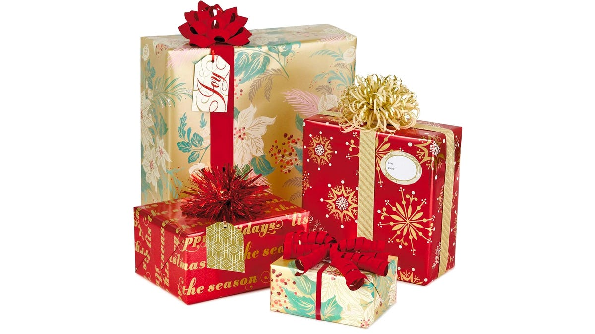 Research Shows That Doing a Bad Job Wrapping Presents Will Make a Person Like Your Gift Even More