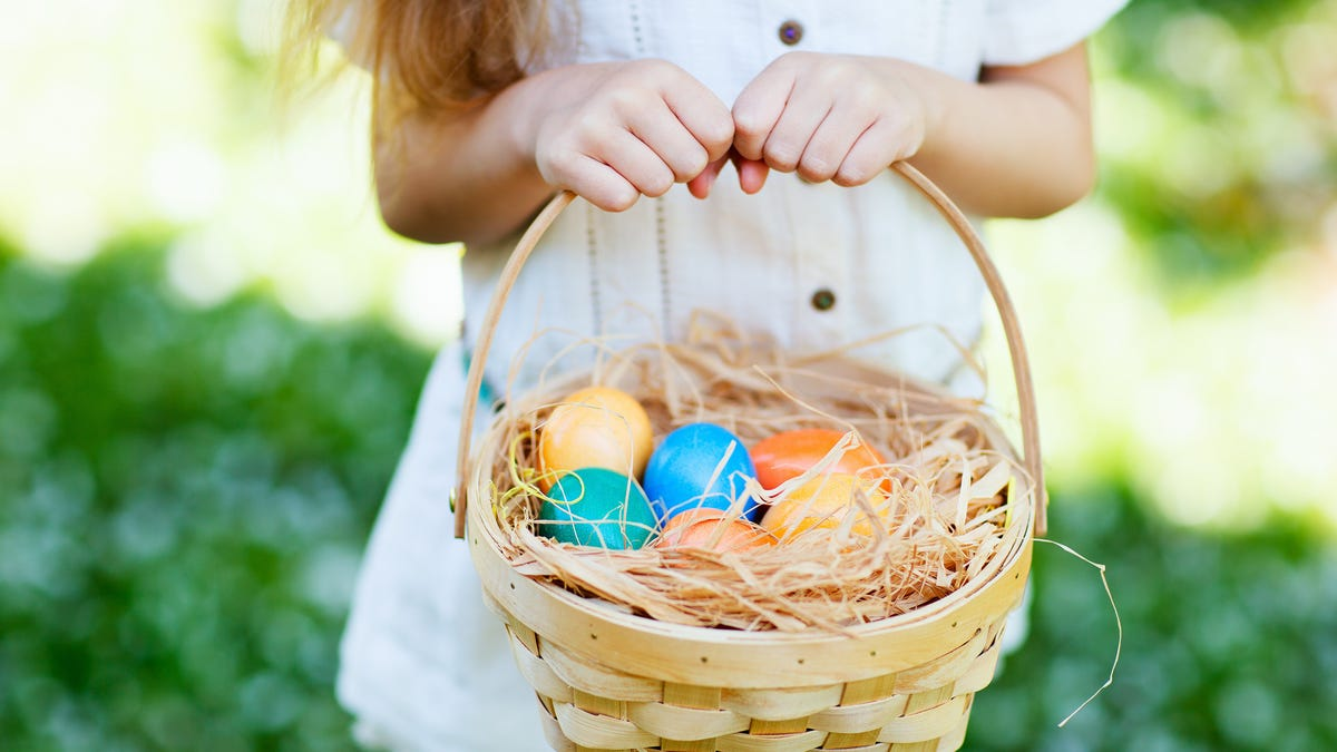 How Long Are Easter Eggs Safe to Eat?
