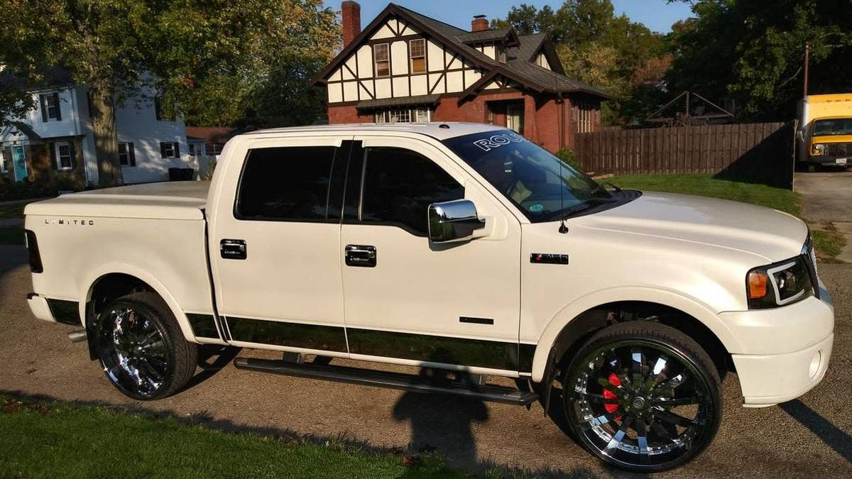 At $15,000, Could This Roush-Supercharged 2008 Ford F-150 Roust Some Interest?