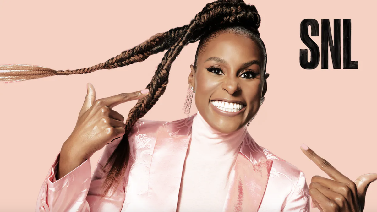 Issa Rae hosts an improbably forgettable Saturday Night Live