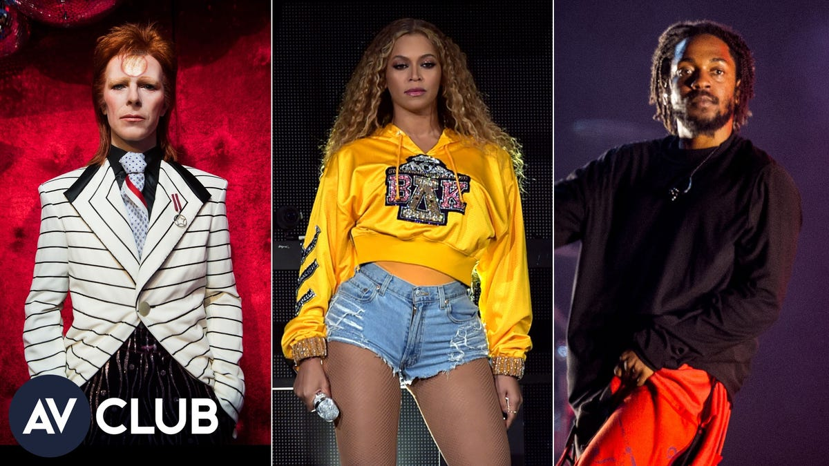 From Beyoncé to Bowie: We remember our favorite music of the 2010s